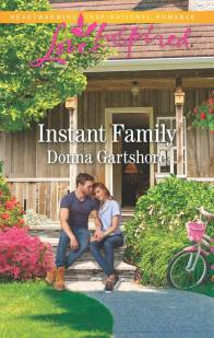 Instant Family book cover